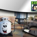 EZGO - Propane Tank Stabilizer