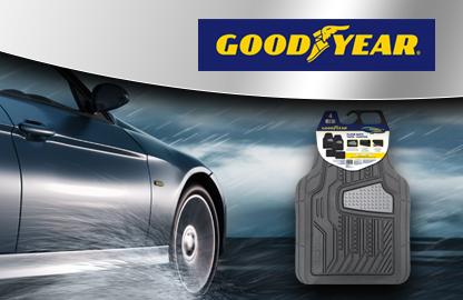 Goodyear - Vehicle Truck & Car Mats