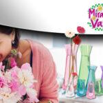 Miracle Vase - PVC Flower Vases